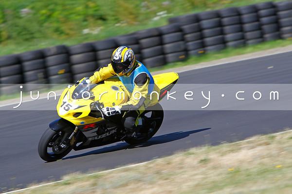 #15 - Yellow Black GSXR