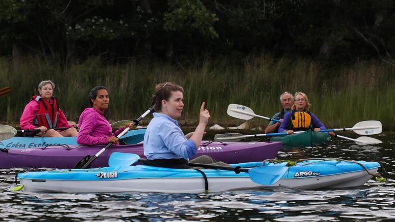 2019.08.15 - Moonlight Kayaking