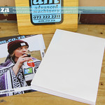 SKU: V-LABEL/A4L, ECOLine Laser-A4 100 Sheets Waterproof Adhesive Paper (Glossy White A4)
