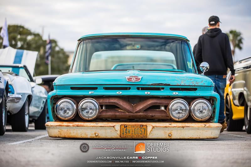 2019 01 Jax Car Culture - Cars and Coffee 088B - Deremer Studios LLC