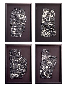 "4 Folios - Iorillo, 28""x12"" each"