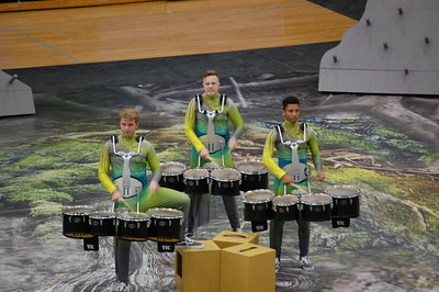 2020 World Drumline