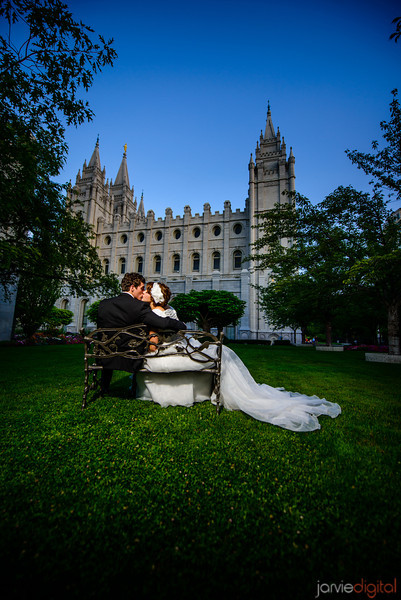 Formals at SLC Captiol and Temple Square