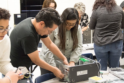 El Dorado High School Adult Computer Class