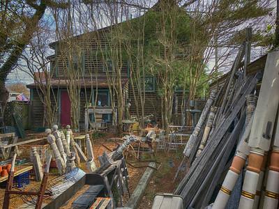 May 2019 - Things Behind Buildings
