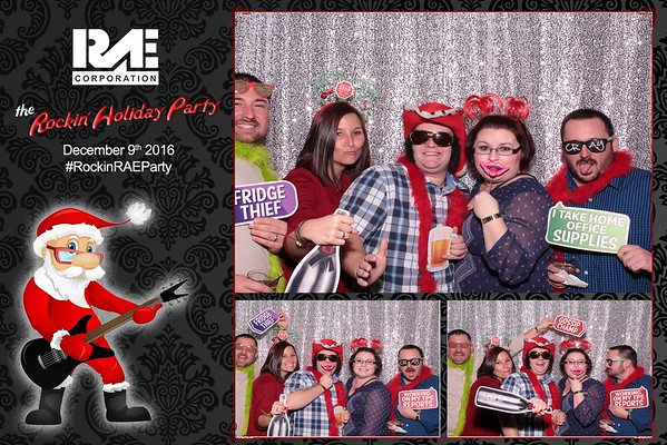 RAE Corp Holiday Party 2016