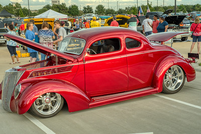 Car Show @ Second Baptist Cypress Freedom Weekend