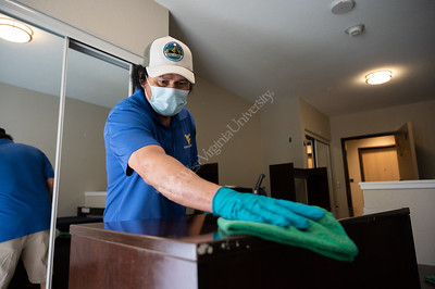 36592 Residence Hall Cleaning June 2020