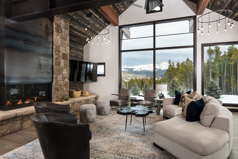 Great Room; Breckenridge, Colorado, United States