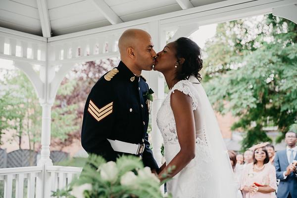 Darlyene and Junior - wedding