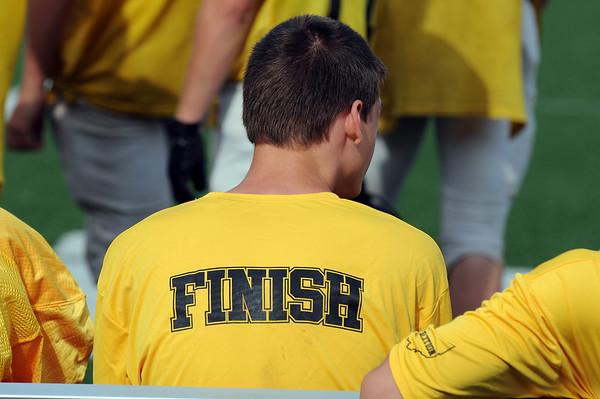 2010 UA Football - Freshmen