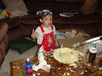 2005-06-26 The Banana Cream Pie Incident