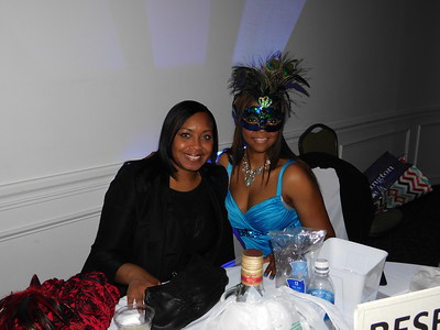 2017 Ascend Foundation/Meals on Wheels/ Pontiac Alumni Committee 2nd Annual Masquerade Ball Scholarship Benefit (May 13, 2017)