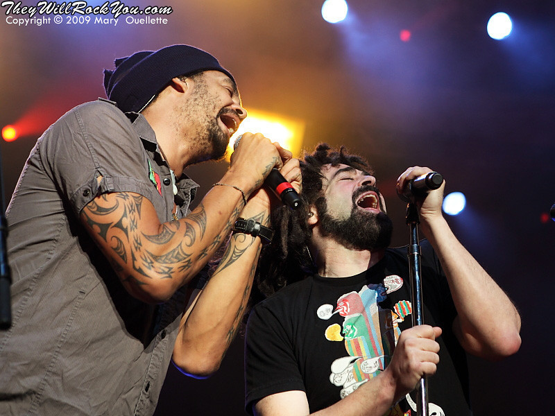 Michael Franti & Counting Crows