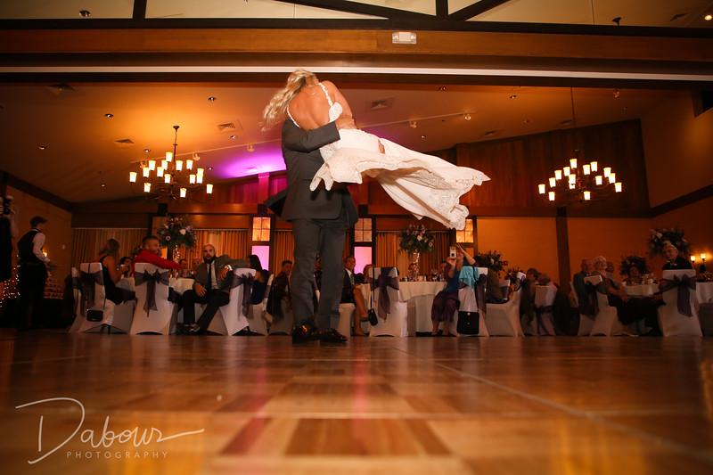 Marth wedding reception