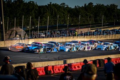 Dominion Raceway 8-12-19 LMSC Twin 60s'