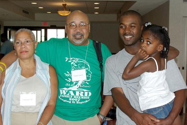 Ward Reunion 2007