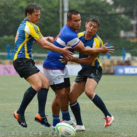 2014年ARFU亞洲五國賽第一級賽事(ARFU Asian 5 Nations Division 1)