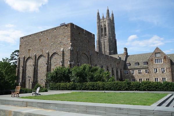 Day 5 - Visiting Duke University