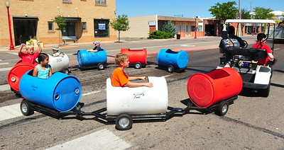 Sand and Sage Parade