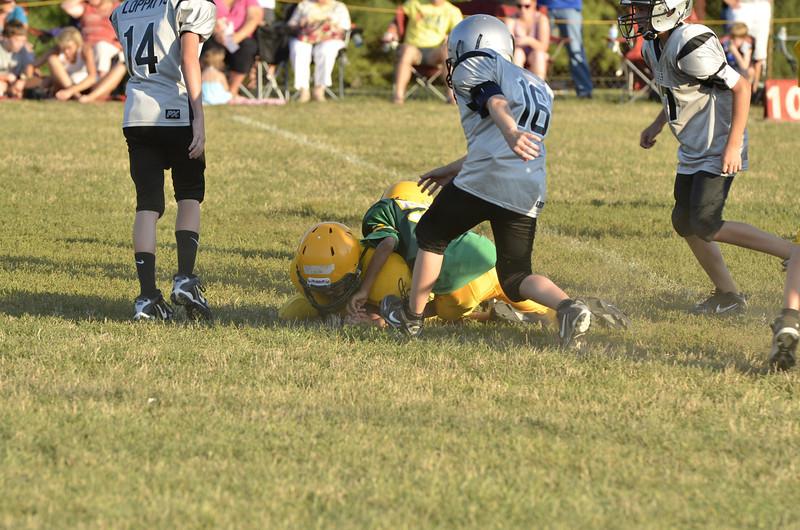 Wildcats vs Raiders Scrimmage 154.JPG