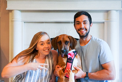 Matt, Lottie & Phoebe 2020