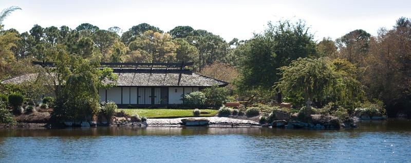 Morikami Museum with Lya