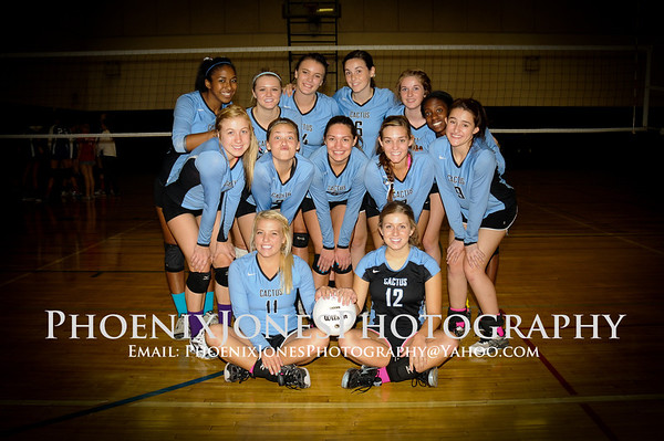 2012 Cactus VB - Pics from Greenway Tourney - 9-15