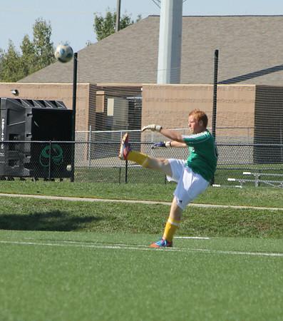 BRCS Soccer vs. Whitefield 10-02-12