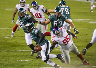 Giants @ Eagles  9-30-12