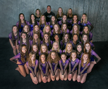 Premier Gymnastics & Cheer of the Rockies Level 8 + 9 +10