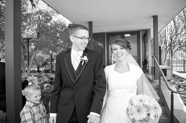 Jeff and Taelor Wedding