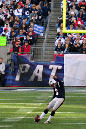 2012-11-11 - New England Patriots vs. Buffalo Bills