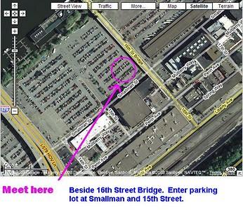 City Ride Parking Spot
