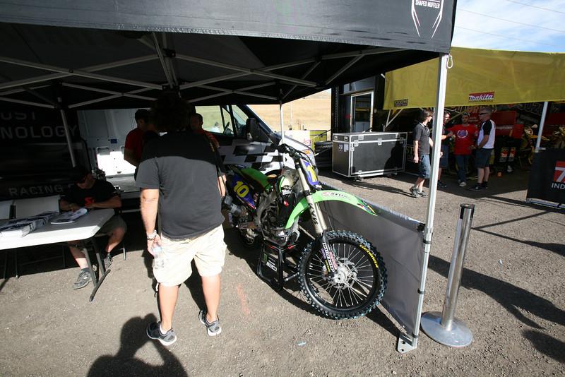 Destry's bike