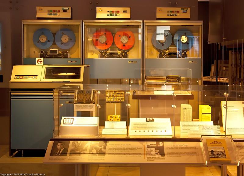 IBM-360 (1960s-70s)