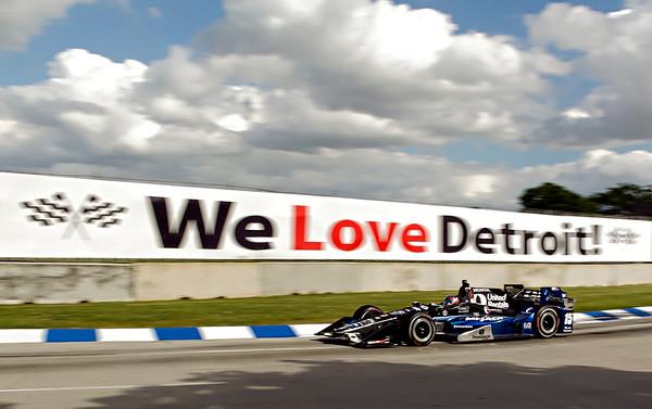 2016 Detroit Grand Prix Dual