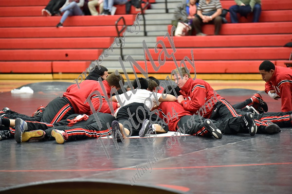High School Wrestling 2014 - 2015