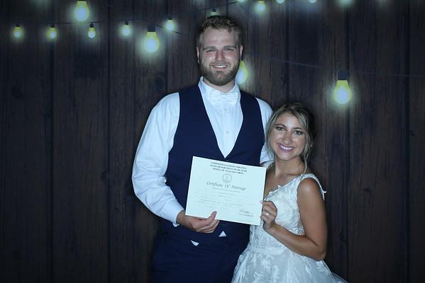 Addie and Parker Wedding