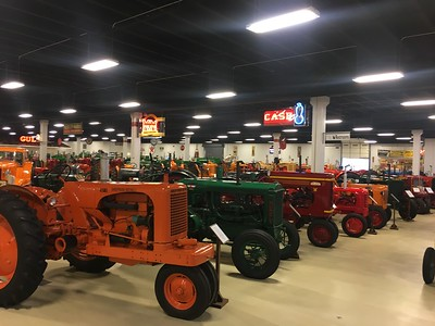 10.12.17 - Keystone Tractor Museum