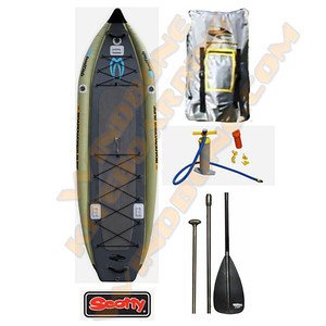 Boardworks Badfisher MCIT Inflatable Fishing SUP