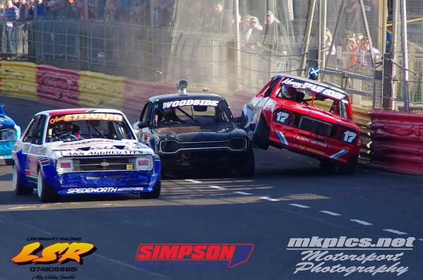 Classic Hot Rod 2018 Open Scottish Championship