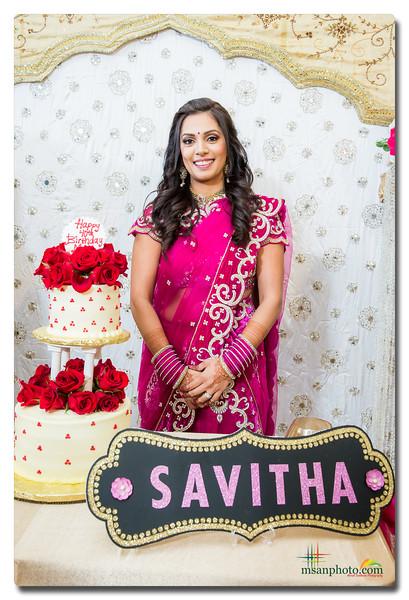 Savitha Kanth's 40th Birthday Party - 2016