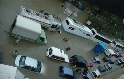 Rains wreak havoc - Mumbai - India