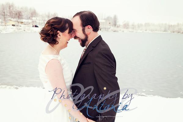Barnhart-Rarrick Wedding