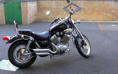 1993 Yamaha Virago 535