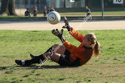 VPHS Girls JV Soccer Jan 29 2009