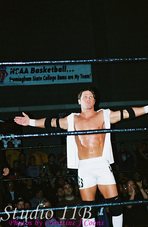 ROH 11/29/03 War of the Wire - Framingham, MA