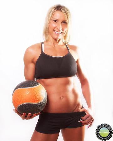 Jennie Hurbert's Fitness Portraits
