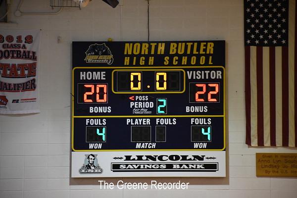 Boys Basketball vs N-K